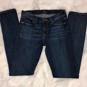 Lucky Brand Brooke Straight Denim Jeans,Size:2/26